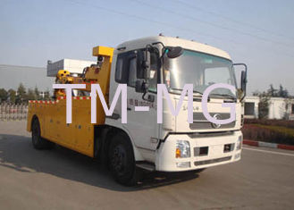 Durable Hydraulic 6000kg Wrecker Tow Truck , Highway / City Road Occasion Breakdown Recovery Truck